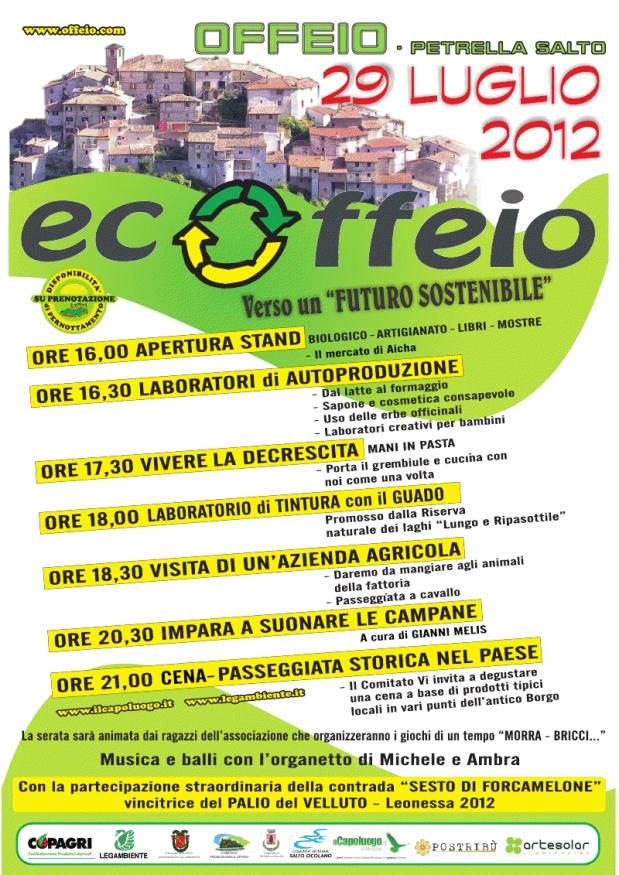 Ecoffeio 29 luglio2012