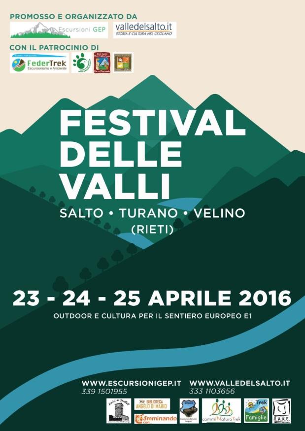 Festival delle Valli del Salto e 1 maggio aOffeio